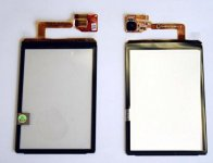 Brand New Digitizer Touch Screen Glass Replacement For HTC Google G1