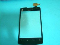 Capacitive Touch Screen Digitizer Panel External Screen Replacement for Huawei S8520