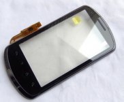 Touch Screen Digitizer Glass Panel Replacement for Huawei C8800