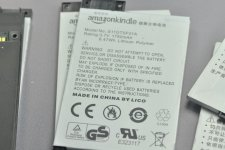 Amazon Kindle Battery For Kindle3 WiFi eBook Reader GP-S10-346392-0100