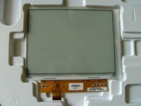 6 inch E-ink LCD Screen Display Repair Replacement for Sony PRS-505 Ebook reader