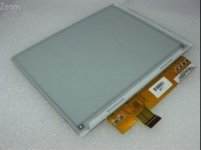 "Replacement For Pocketbook Pro 603 Ebook Reader 6"" E-link LCD Display ED060SC4 ED060SC4(LF)"