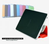 Ultra-thin 7 Inch Leather Case Cover With Sleep Replacement For Google Nexus 7 Asus Tablet