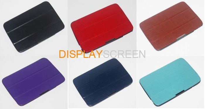 PU Leather Folding Stand Case Cover Magnetic Smart For Google Nexus 10 Tablet
