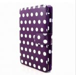PU Leather Case Cover Fashionable lovely POLKA DOT Pouch For Amazon Kindle Paperwhite/Kindle 4