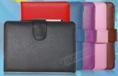PU Leather Business Style Case Vover For Amazon Kindle paperwhite Can Carry Capacitance Pen