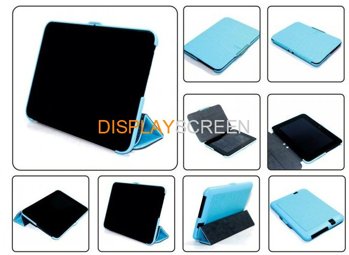 7 Inch Ultra-thin PU Leather Book style Case Cover For Amazon Kindle fire HD With Auto Wake/Sleep