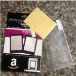 "6"" Crystal Clear LCD Screen Protector Cover Guard For Amazon Kindle 4/5/touch kindle paperwhite"