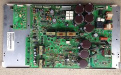 Original Pioneer AXY1055 PCB2285 Power Board