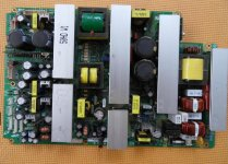 Original LJ44-00108C Philips PS-504-PH Power Board