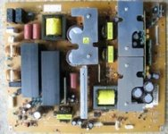 Original PCPF0038 Hitachi MPF7409L Power Board