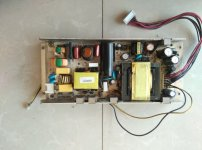 Original 667-L27U6-20 Chi Mei LQ3201 Power Board