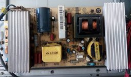 Original JSK3178-050A Haier 47131.220.0.0119501 Power Board