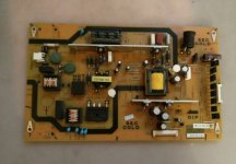 Original DUNTKG500 Sharp QPWBFG500WJN1 Power Board