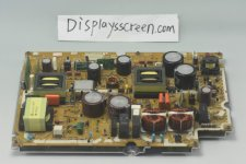 Original ETX2MM702MF Panasonic NPX702MF-1 Power Board