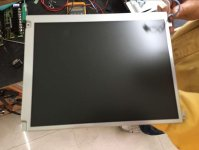 "Original TM150XG-26L10H TORISAN Screen 15"" 1024*768 TM150XG-26L10H Display"