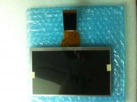 "Original AT070TN92 V2 Innolux Screen 7"" 800×480 AT070TN92 V2 Display"