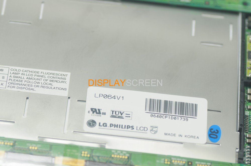 "LP064V1 LG PHILIPS 6.4"" TFT LCD Panel Display LP064V1 LCD Screen Display"
