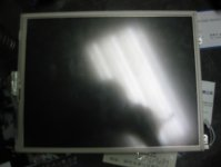 Industrial LCD Screen Display LCD Panel 10.4 inch LTD104EA5R (1024*768)