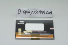 "Original PM070WX2 PVI Screen 7.0"" 800×480 PM070WX2 Display"