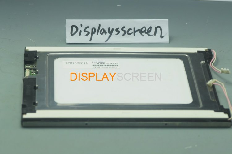 "Original LTM10C209A Toshiba Screen 10.4"" 640x480 LTM10C209A Display"