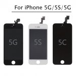 Touch Screen Digitizer and LCD Screen Full Assembly Replacement For iPhone 5 iPhone 5S iPhone 5C