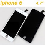 Touch Screen Digitizer and LCD Screen Full Assembly Replacement For iPhone6 6G 4.7""