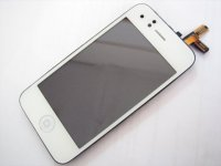 Original New LCD Display Screen with Touch Screen Digitizer Replacement for iphone 3GS