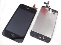 New Full LCD Display Screen +Touch Screen Digitizer Replacement for iPhone 3GS Black