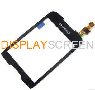 Touch Screen Digitizer External Screen Replacement for Samsung S5570 Black and White