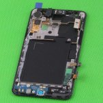 Original New 4.3 inch LCD Display +Touch Screen Digitizer Glass Len Replacment for Samsung Galaxy R Z i9103 Samsung Galaxy S