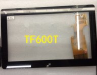 Replacement For Asus Vivo Tab RT TF600 TF600T VQLT531 Original LCD Touch Screen Digitizer Panel Glass Lens