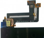 Replacement For Blackberry Z10 Lcd Touch Screen Digitizer Black Color