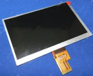 original Acer iconia tab A100 A101 7'' lcd display screen panel