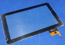 "9"" freelander PC PD50,PD60 Touch Screen Digitizer Replacement tablet"