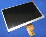 Replacement INNOLUX AT070TNA2 V1 7'' LCD display screen for tablet PC,GPS,MID