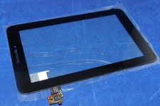 7'' A2207 Replacement for Lenovo idea PAD A2107 A2207 LCD panel Original touch screen digitizer ,Black