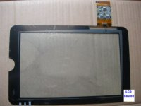 Toshiba Thrive AT105 AT100 LCD TOUCH SCREEN Digitizer PANEL