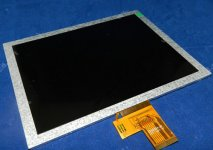 Original Archos 80 G9 8 inch LCD display screen,Tablet PC,MID LCD panel