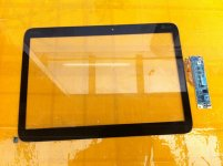 10.1'' HTC Jetstream,HTC Jet stream LCD touch screen digitizer