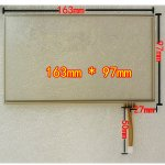 "7.0 inch Touch Screen for WM8650 7.0"" Tablet PC AT070TN92 163*97mm"