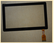 7'' inch A13 touch screen touch panel digitizer glass code BSR028-V1 KDX 173mmX105mm