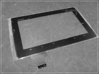 Genesis 7200 LCD 7'' touch screen digitizer panel glass,tablet PC