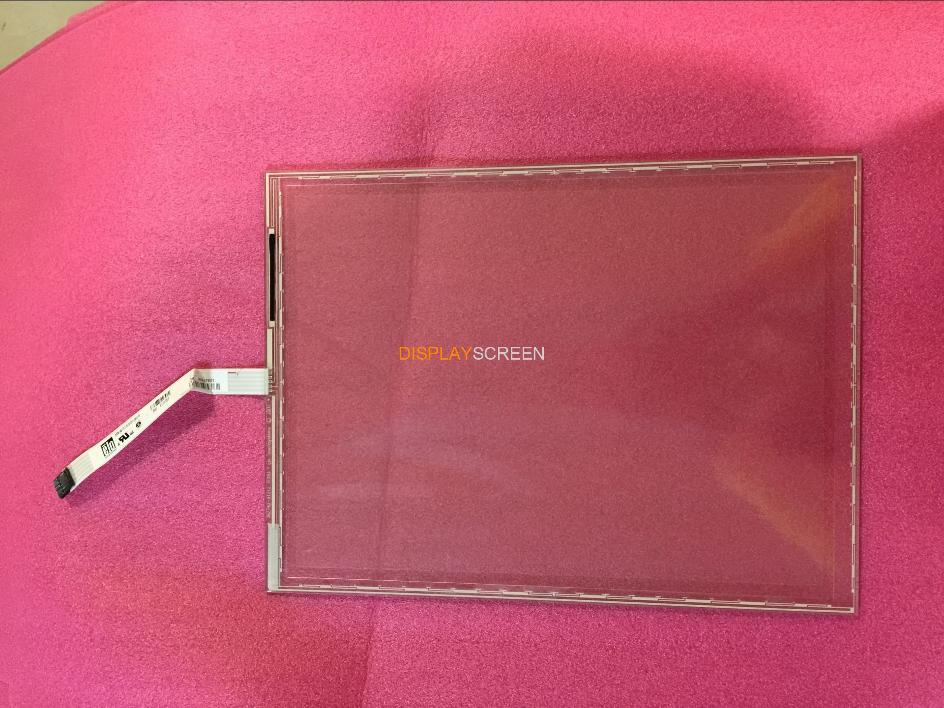 "Original ELO 15.0"" E771357 Touch Screen Glass Screen Digitizer Panel"