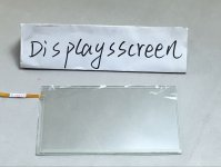 "Original OMRON 7"" NB7W-TW00B Touch Screen Glass Screen Digitizer Panel"