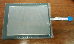 "Original 3M 6.4"" RES-6.4.PL4 Touch Screen Glass Screen Digitizer Panel"